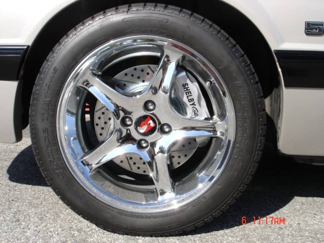 shelby mustang brakes, powerlab motorsports carson, mustang specialists